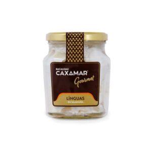 Línguas de bacalhau Caxamar Gourmet 500g Até Ti